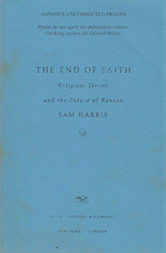 9780739453797: The End of Faith