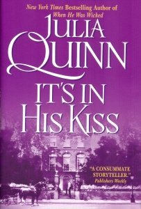 9780739455456: It's In His Kiss (Bridgerton series, Volume 7) [Hardcover] by