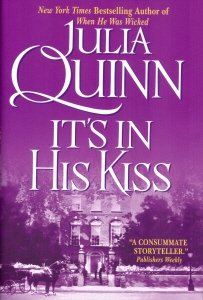9780739455456: It's In His Kiss (Bridgerton series, Volume 7)