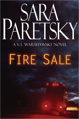 Fire Sale, Large Print: Paretsky, Sara
