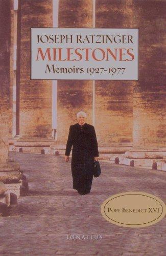 Milestones: Memoirs 1927-1977: Joseph Ratzinger