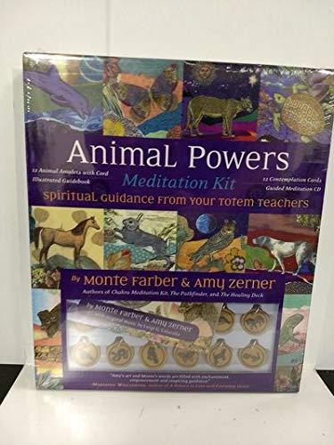 9780739456866: Animal Powers Meditation Kit: Spiritual Guidance From Your Totem Teachers