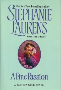 9780739458259: A FINE PASSION BY (LAURENS, STEPHANIE)[AVON BOOKS]JAN-1900