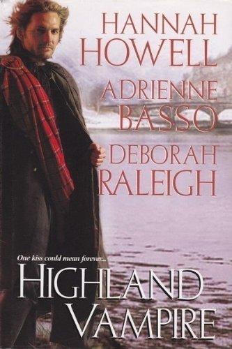 9780739458389: Highland Vampire [Hardcover] by