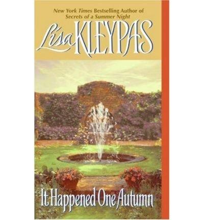 9780739459423: IT HAPPENED ONE AUTUMN BY (KLEYPAS, LISA)[AVON BOOKS]JAN-1900