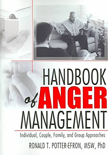 9780739459652: Handbook of Anger Management
