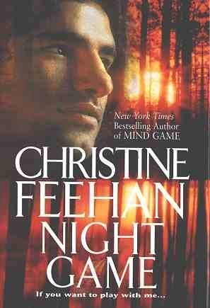 Night Game (GhostWalkers, Book 3): Christine Feehan