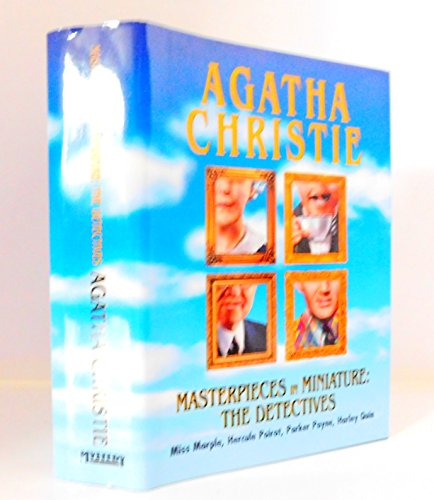 Masterpieces in Miniature: The Dectectives: Christie Agatha