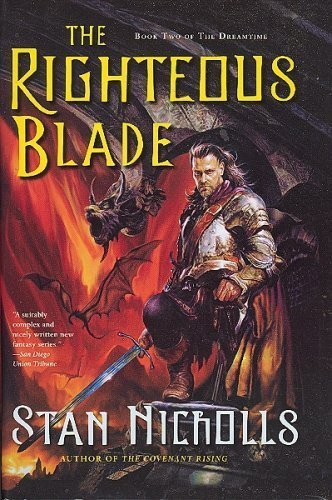 9780739462850: The Righteous Blade (The Dreamtime, Book Two) [Hardcover] by