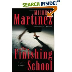 9780739462904: The Finishing School (Large Print, Large Print)