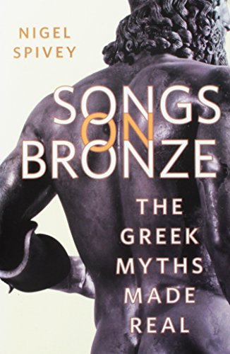 9780739463598: Songs on Bronze: The Greek Myths Made Real