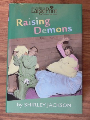 Raising Demons (Large Print): Shirley Jackson