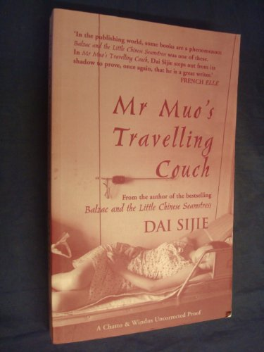 9780739464830: Mr. Muo's Travelling Couch: A Novel
