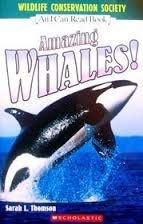 9780739465189: Amazing Whales! (Wildlife Conservation Society I Can Read Books)