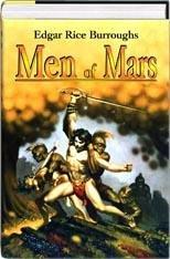 9780739465264: Men of Mars: A Fighting Man of Mars, Swords of Mars, and Synthetic Men of Mars (Barsoom #7, 8, & 9)