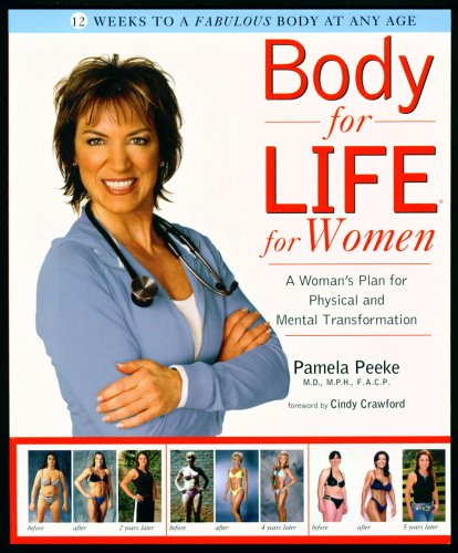 9780739465950: Body For Life For Women - A Woman's Plan For Physical And Mental Transformation
