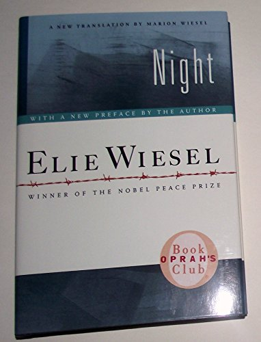 9780739466315: Night (Doubleday Large Print Home Library Edition)