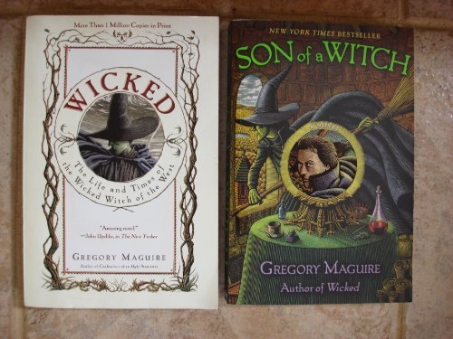 9780739467053: Gregory Maguire Set of 2 Books (Wicked ~ Son of a Witch)