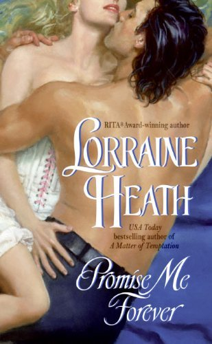 9780739468685: Promise Me Forever; Large Print Edition