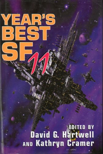 9780739469248: Year's Best SF 11