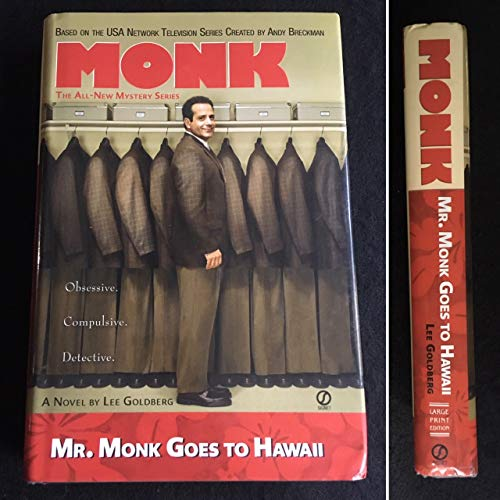 9780739472590: Mr. Monk Goes To Hawaii