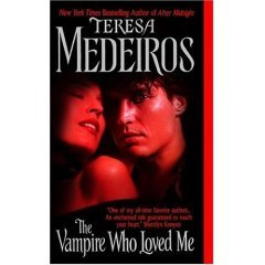 9780739473719: The Vampire Who Loved Me