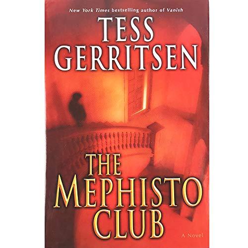 9780739474006: Mephisto Club (Large Print)