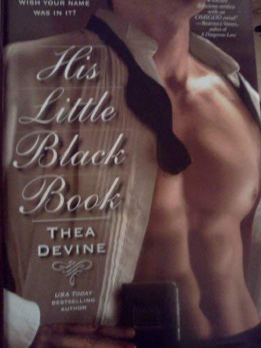 9780739474228: His Little Black Book