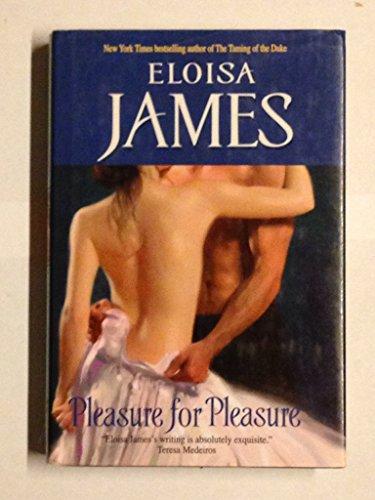 9780739476444: Pleasure for Pleasure
