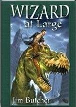 9780739476581: Wizard at Large: Blood Rites / Dead Beat (The Dresden Files, Nos. 6-7)
