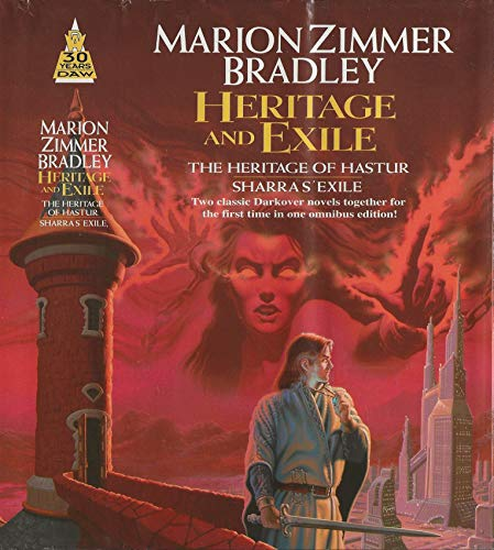 Heritage and Exile: The Heritage of Hastur & Sharra's Exile (Darkover): Marion Zimmer ...