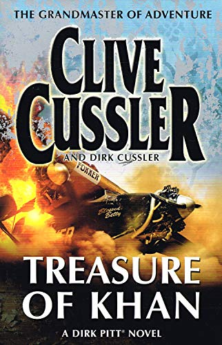 9780739477649: Treasure Of Khan : (Dirk Pitt Series)