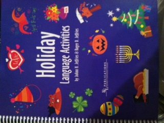 Holiday Language Activities: JoAnn H Jeffries