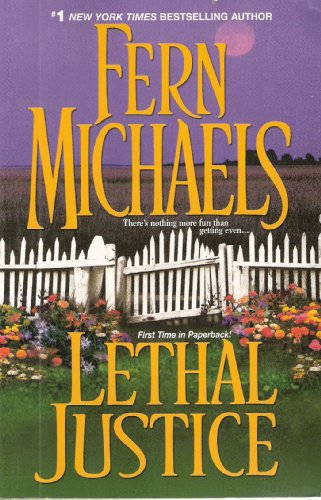 9780739478011: Lethal Justice (The Sisterhood Series