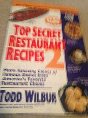 9780739478868: Top Secret Restaurant Recipes 2