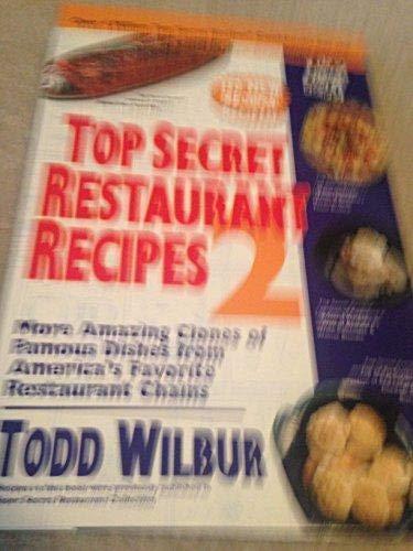 9780739478868: Top Secret Restaurant Recipes 2