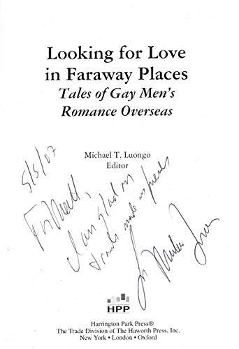 9780739480441: Looking for Love in Faraway Places: Tales of Gay Men's Romance Overseas
