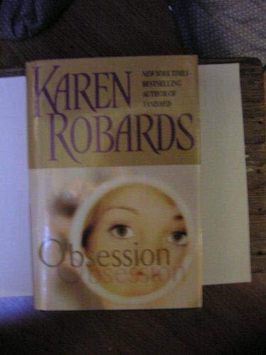 Obsession, Large Print: Karen Robards