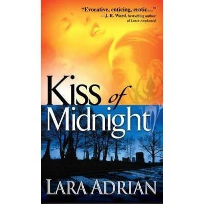 9780739481028: Kiss of Midnight [Hardcover] (midnight breed, 1)
