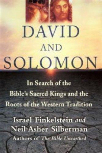 9780739481066: David and Solomon [Taschenbuch] by Finkelstein, Israel; Silberman, Neil Asher