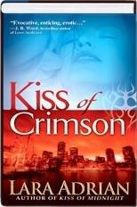 9780739482216: Kiss of Crimson[hardcover 2007] (breed, 2)