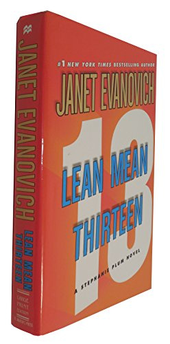 Lean Mean Thirteen LARGE PRINT: Janet Evanovich