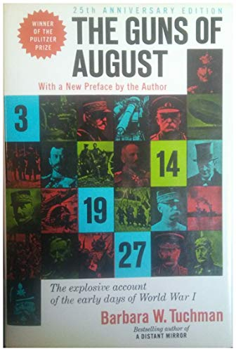 9780739482414: The Guns of August