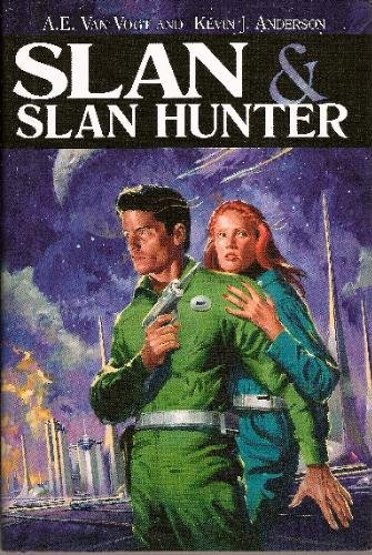 SLAN & SLAN HUNTER [Signed x2 +: Van Vogt, A.