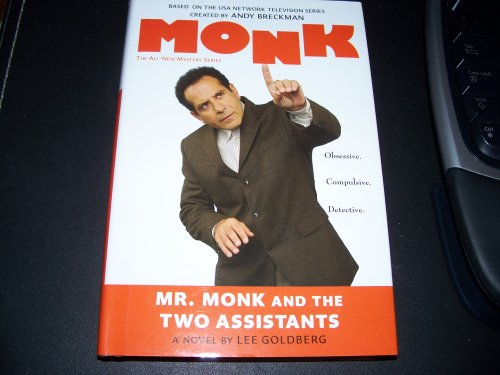 9780739485217: Monk Mr.monk and the Two Assistants Large Print Edition