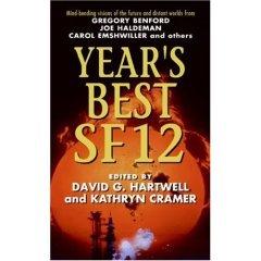 9780739485446: Year's Best SF 12