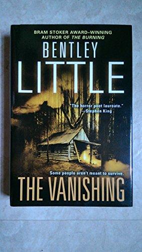 The Vanishing: Little, Bentley