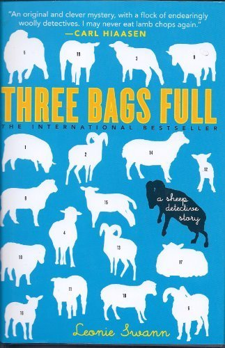 9780739486368: Three Bags Full a Sheep Detective Mystery; Large Print