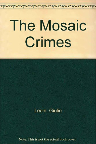 9780739486429: The Mosaic Crimes