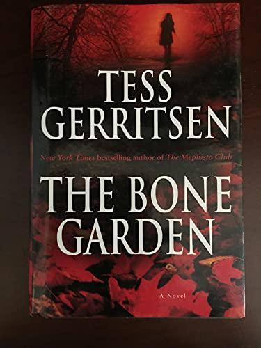 9780739486856: The Bone Garden, Large Print (Large Print Edition)